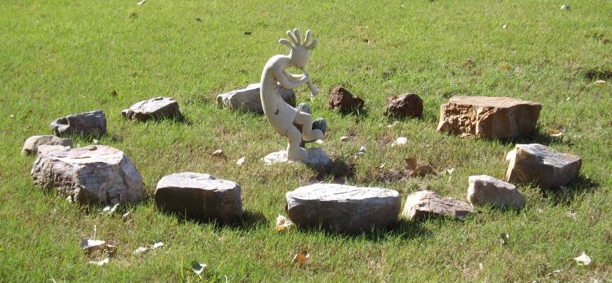 Elf-olithic Stone Circle