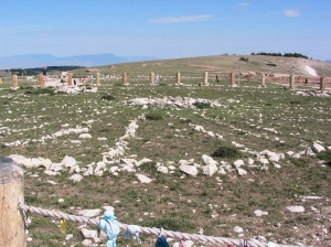 Medicine Wheel in Wyoming...one of the most magickal and alive places I have ever been.
