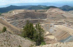 American Eagles Gold Mine Near Cripple Creek, CO