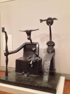 Capricorn - Max Ernst