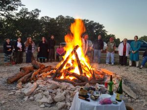 Imbolc Retreat 2015 - photo by Amanda Godwin