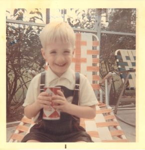Me -- 6 years old