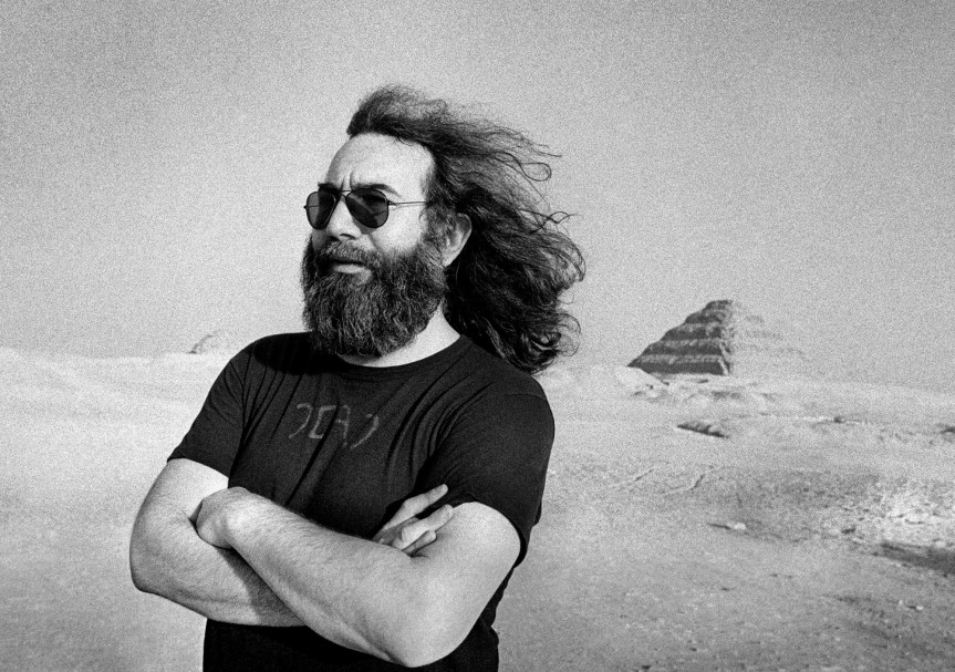 The Days Between – Jerry Garcia